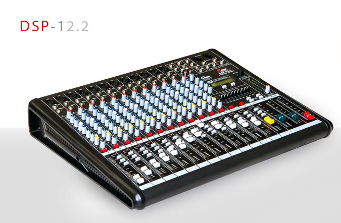 器 *9段主控均衡(原7段) *一组立体声输出 * 48v幻象电源 *usb录音